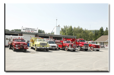 Town of Frenchville Fire Department